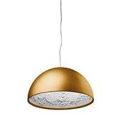 Skygarden 1 Eco Ceiling Light, Matt Gold