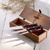 Old Farmer Knife Set 3-pieces
