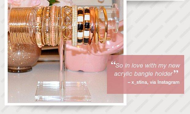 Acrylic  Jewelry Stand »