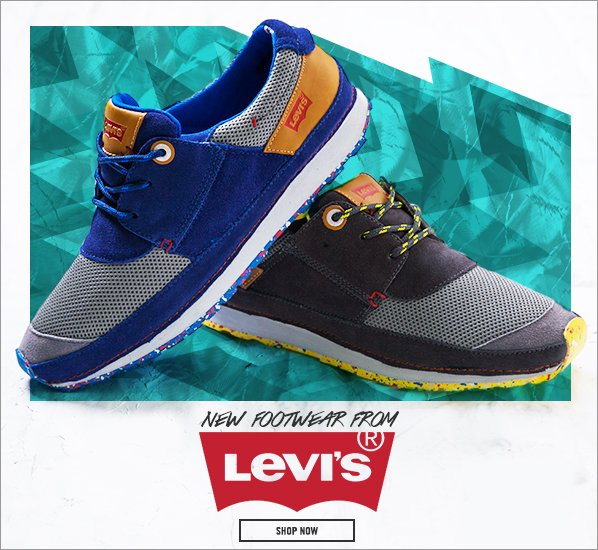 Shop Levi's Footwear: NEW for Spring