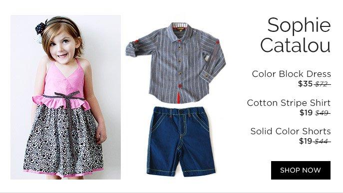 Sophie Catalou. Shop Now