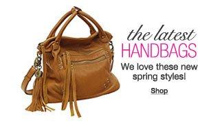 teh latest handbags