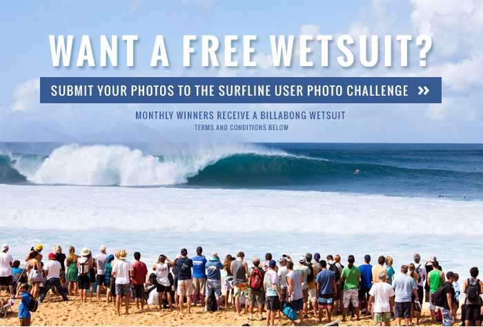 Want a free wetsuit?