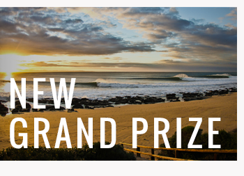 There's a New Grand Prize – A Trip To Hawaii to Shoot with the Billabong Team