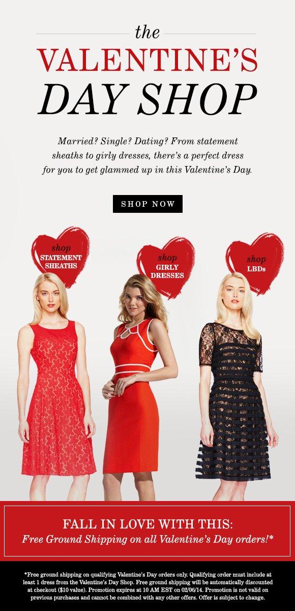 The Valentine's Day Shop!