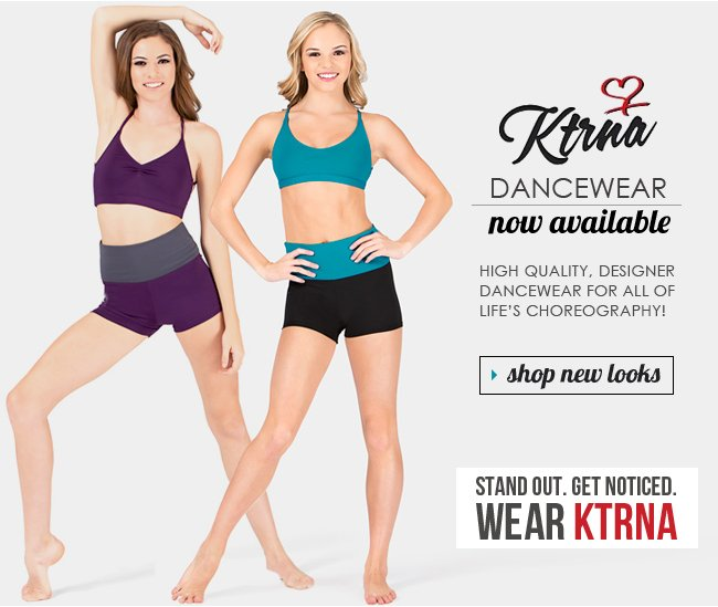 Shop the new KTRNA collection.