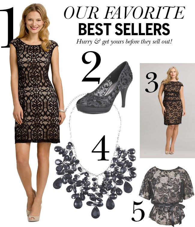Our Favorite Best Sellers. Hurry & get yours before they're gone!