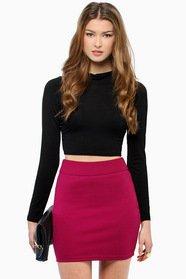 Wild Child Mini Skirt 26