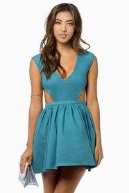 Schrock Frock Cutout Dress 40