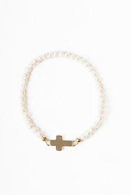 Dots and Cross Bracelet 5