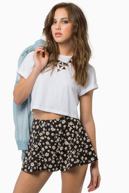Catalina Floral Shorts 43