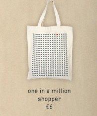 one in a million shopper