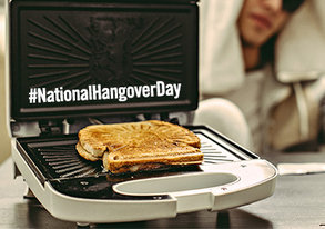 Shop National Hangover Day ft The Cheesus