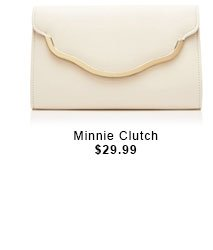 Minnie Clutch.