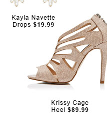 Krissy Cage Heel