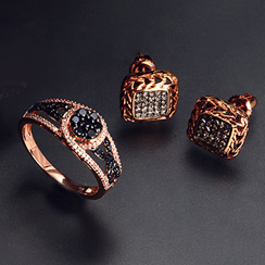 Decadent Chocolate Diamond Jewelry
