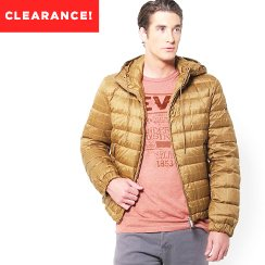 Winter Clearance! Men's Apparel
