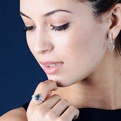 Sale! Diamond Earrings & Rings