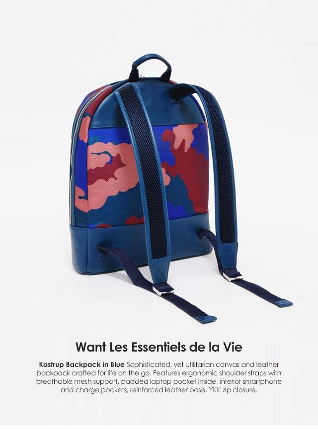 Want Les Essentiels de la Vie