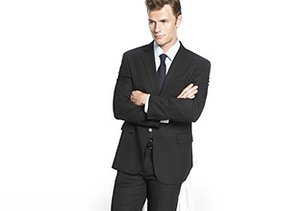 Savvy Style: Designer Suiting