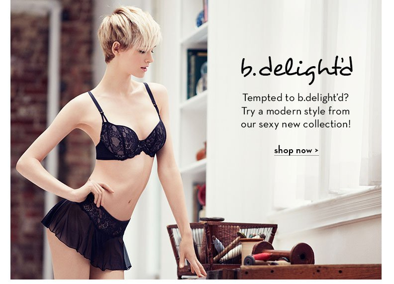 New Collection - b.delight'd