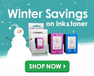 Winter Savings on Ink and Toner - Buy Now