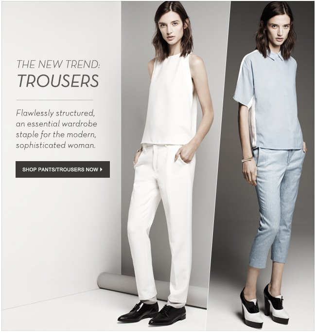 Shop Pants and Trousers