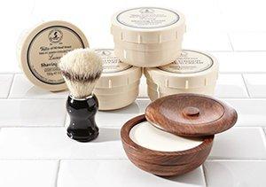 Savor Your Shave: Razors & Soaps