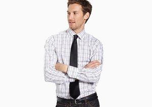 Buttoned Up: Dress Shirts