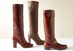 Classic Style: Tall Boots