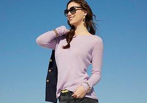 Spring Cashmere: Kier & J Sweaters