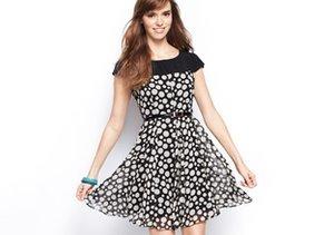 Stripes & Dots: Dresses, Tops & More