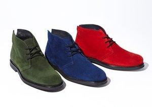 Winter Refresh: Boots & Chukkas