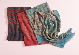 MILA Trends: Printed Scarves