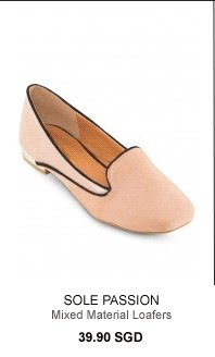 SOLE PASSION Loafers - 39.90 SGD