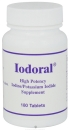 Iodoral High Potency Iodine/Potassium Iodide Supplement - 180 Tablets