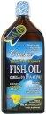 The Very Finest Norwegian Fish Oil Liquid Omega-3's DHA & EPA Lemon Flavor - 16.9 oz.