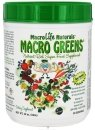 Macro Greens Nutrient Rich Super Food Supplement - 30 oz. formerly Miracle Greens