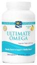 Ultimate Omega Purified Fish Oil Lemon 1000 mg. - 180 Softgels