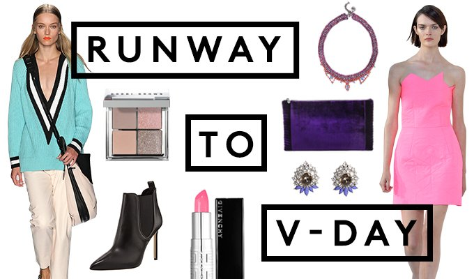 Runway To V-Day