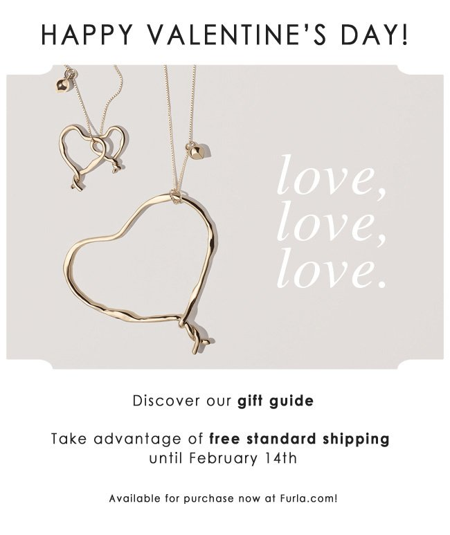 Discover our Valentine's Day gifts - with free shipping!