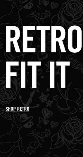 RETRO FIT IT - SHOP RETRO