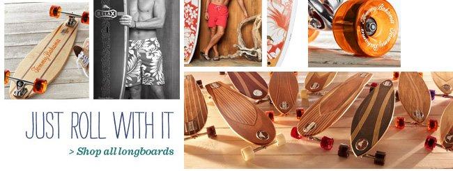 Shop all longboards