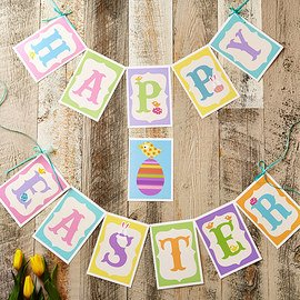 Darling for Easter: Kids' Prints