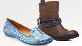Rebels Flats and Booties
