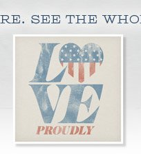 Love Proudly - Team USA