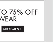 SAVINGS UP TO 75% OFF UNDERWEAR - SHOP MEN