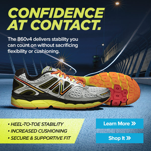 Confidence at Contact - Learn more about the 860v4