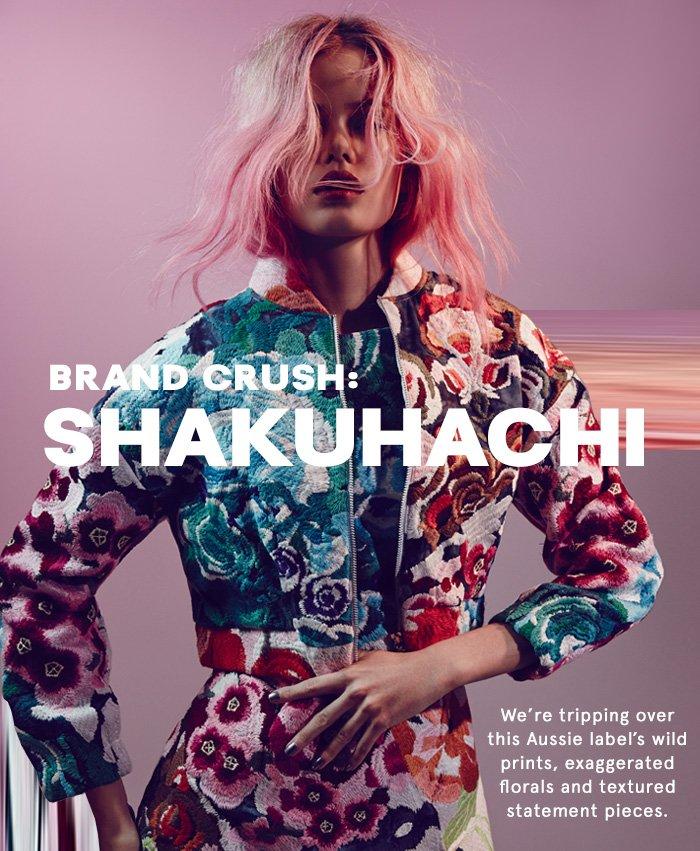 Brand Crush: Shakuhachi