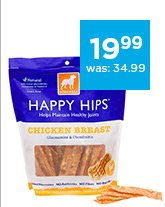 Dogswell Happy Hips only $19.99
